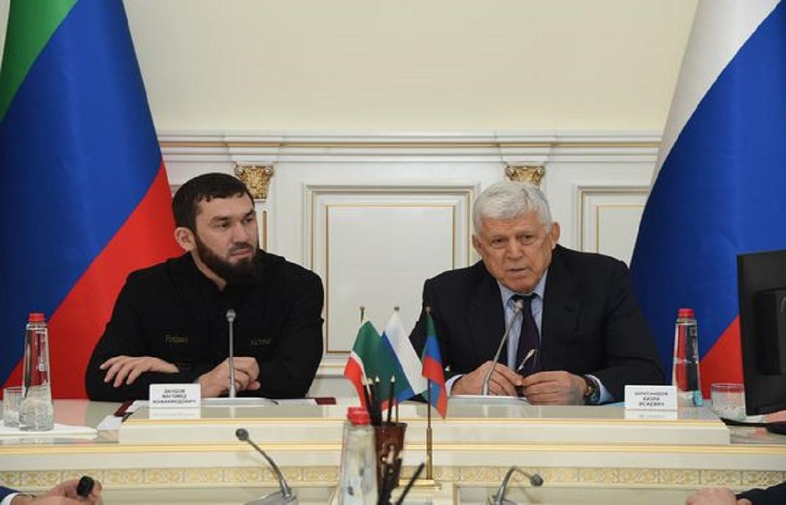 Границу между Чечней и Дагестаном определят в 2019 году