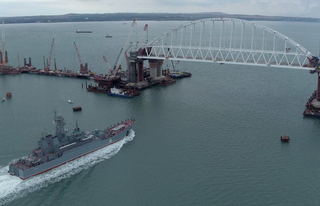 Власти Крыма сказали, что надо делать для прохождения Керченского пролива Украине
