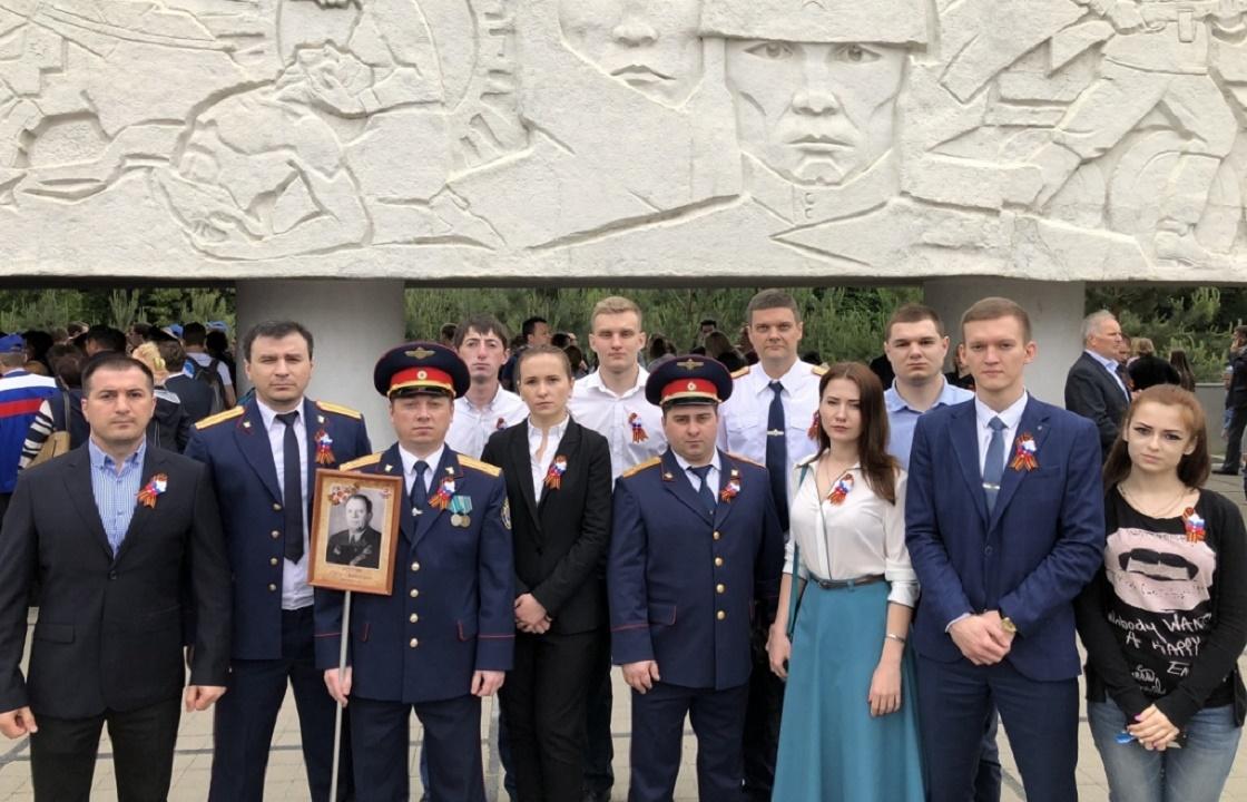 Краснодарский следственный отдел на транспорте отмечает профессиональный праздник