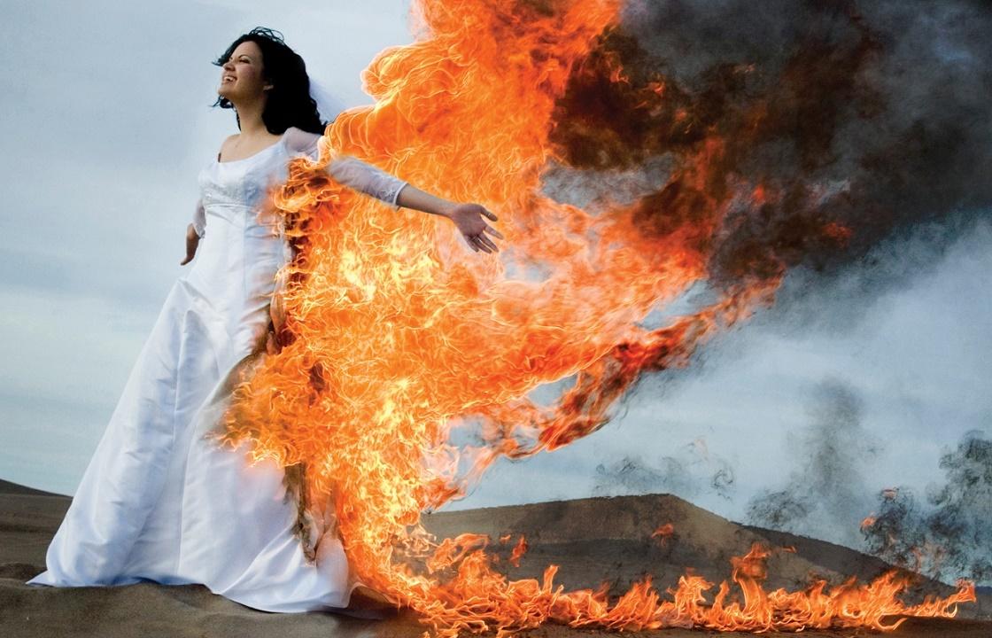 Устроивший факел из жены житель Шахт предстал перед судом