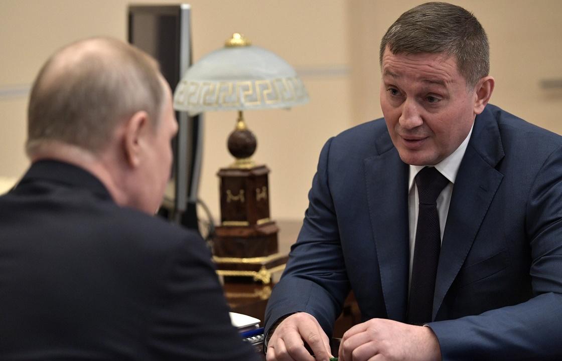 Кремль согласовал новый срок Андрея Бочарова – медиа