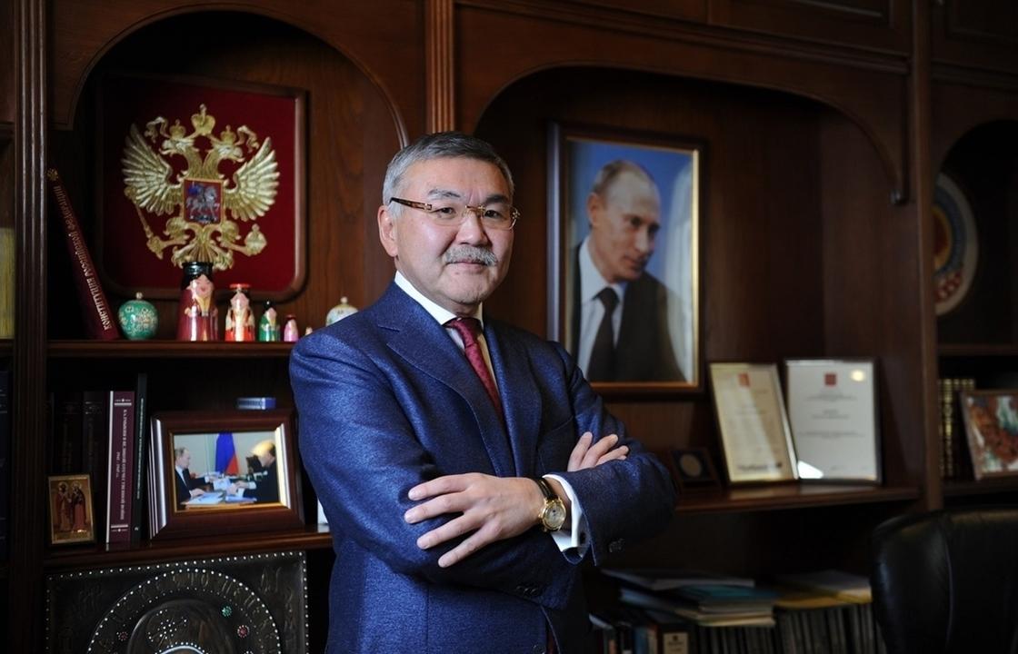 Я ухожу со спокойной душой: глава Калмыкии подал в отставку. Видео