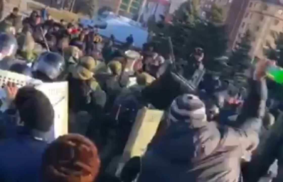 В Ингушетии возбудили уголовные дела о массовых беспорядках в Магасе – медиа