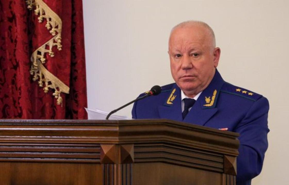 Курирующий СКФО замгенпрокурора ушел в отставку