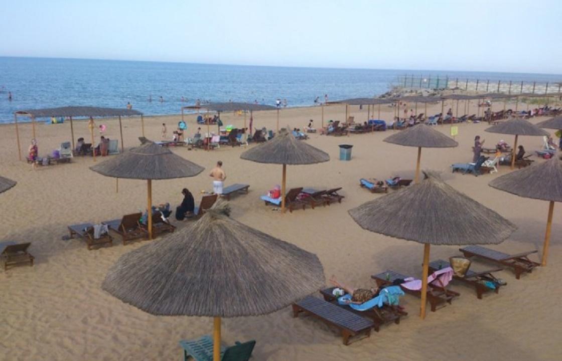 Назван единственный пляж Дагестана, где можно купаться