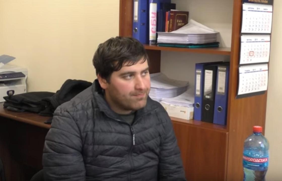 Экс-замглавы администрации главы Ингушетии задержан за диверсии на Украине. Видео