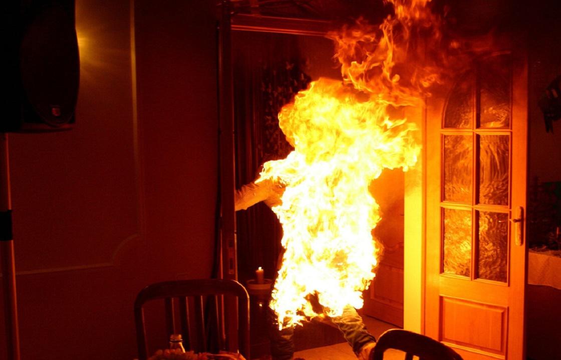 Облил спиртным и поджог – волгоградец жестоко расправился с сожительницей