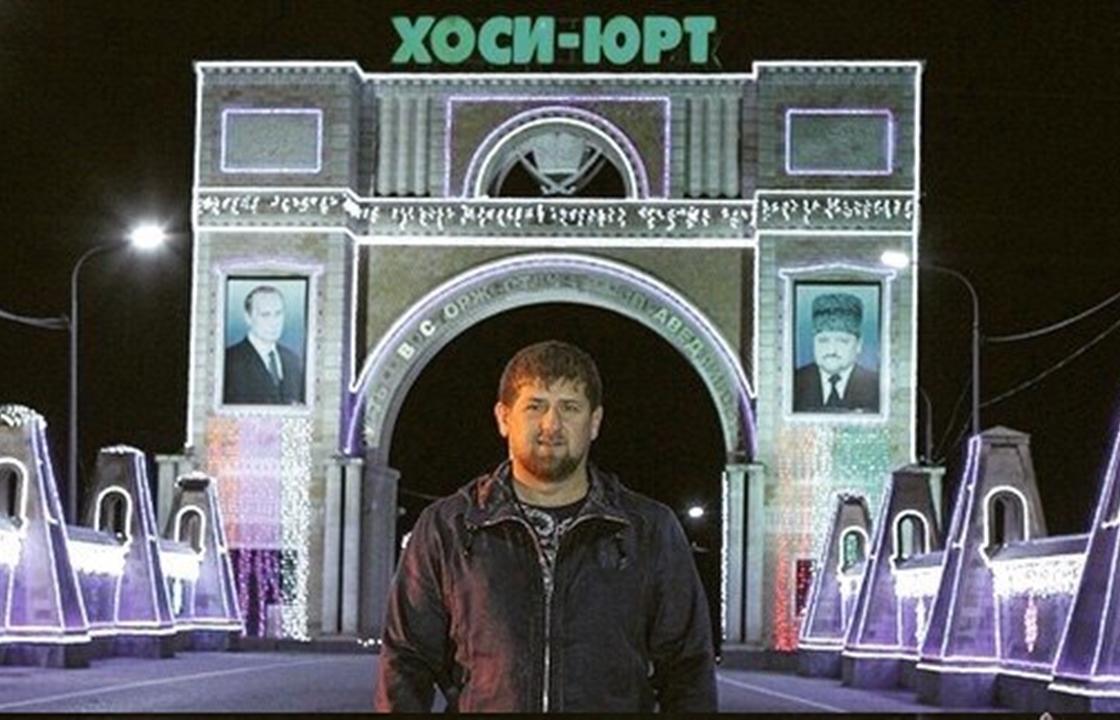 Кадыров объяснил переименование родного села в Ахмат-Юрт. Видео