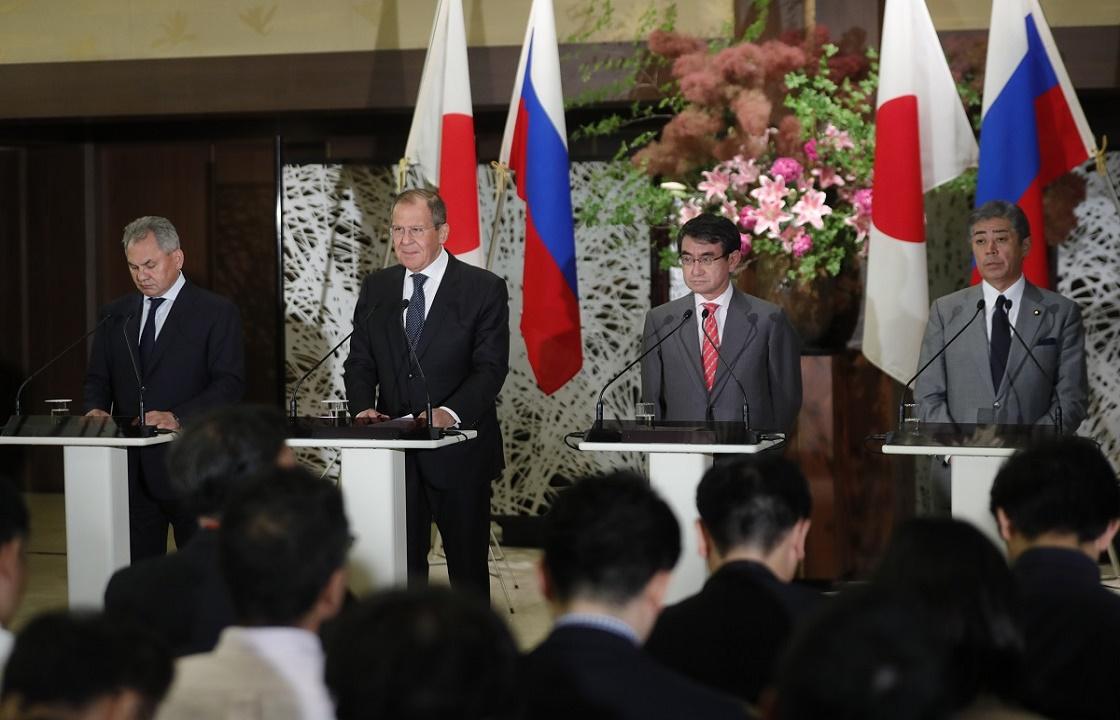 Москва просит Японию не разглашать подробности переговоров по Курилам