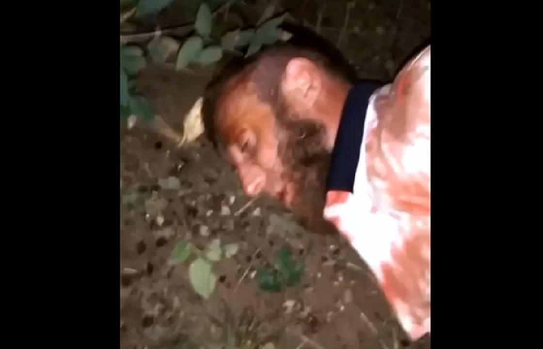 «Скажи Ахмат-сила!» - пьяный чеченец в Крыму изрезал ножом посетителя бара. Видео 18+