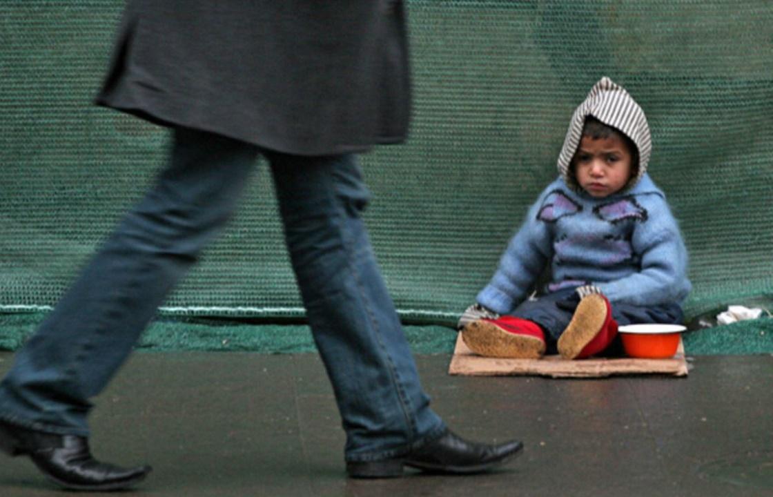 Срок получила мать из Ингушетии, заставлявшая ребенка попрошайничать
