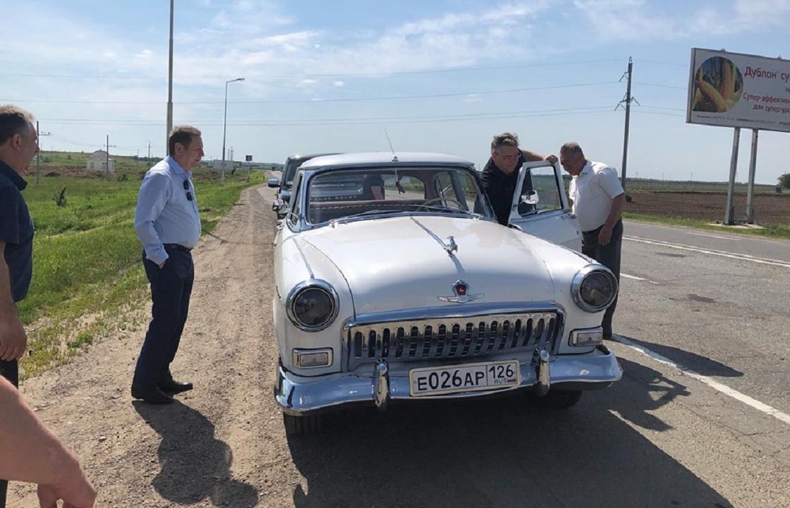 Нарушитель ПДД? Штаб Навального опубликовал видео с губернатором Ставрополья