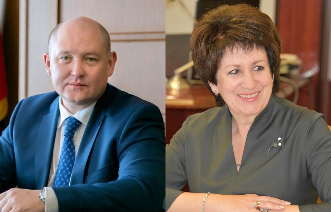 Врио губернатора Севастополя стал налаживать отношения с заксобранием