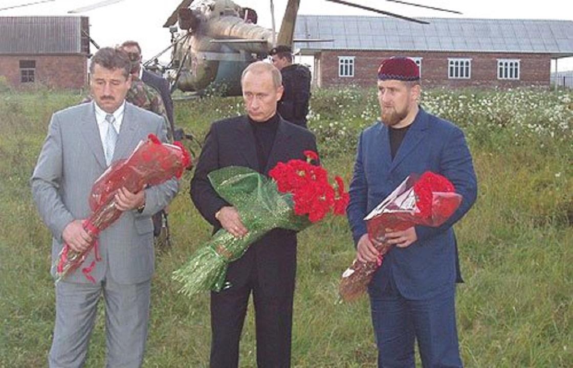 Тумсо Абдурахманов обвинил ФСБ в убийстве Ахмата Кадырова