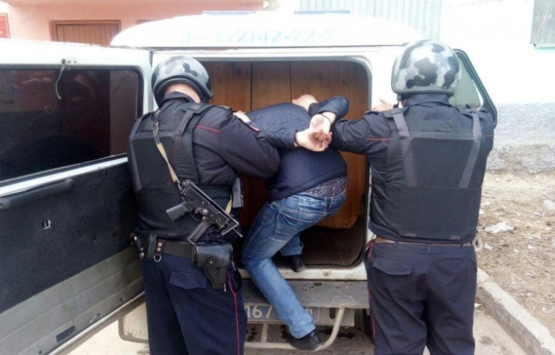 Скрывавшегося жителя Чебоксаров поймали на краже в магазине Новороссийска