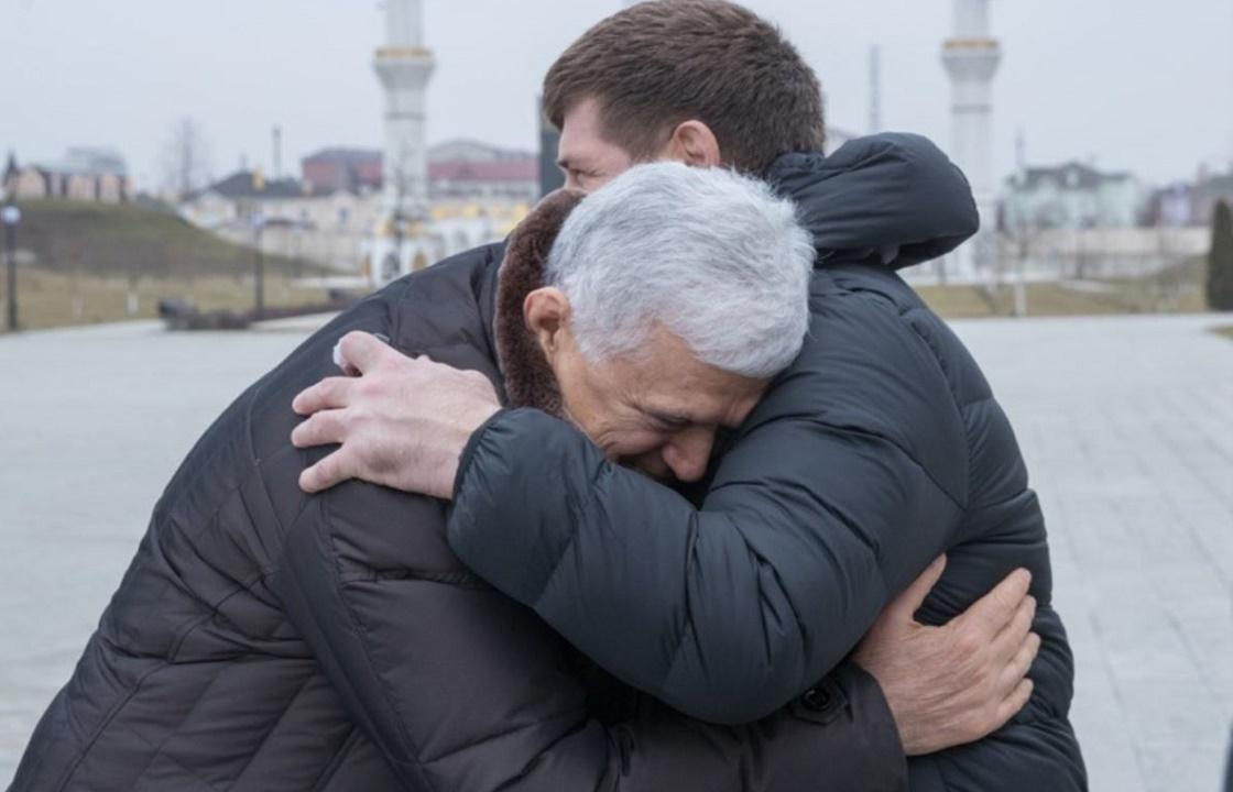Погорячился – Хизри Шихсаидов ответил Рамзану Кадырову