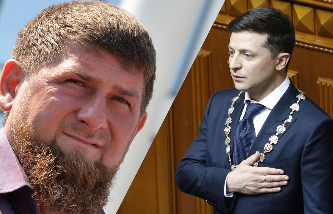 Стало известно, как Зеленский вышел на Кадырова для извинений