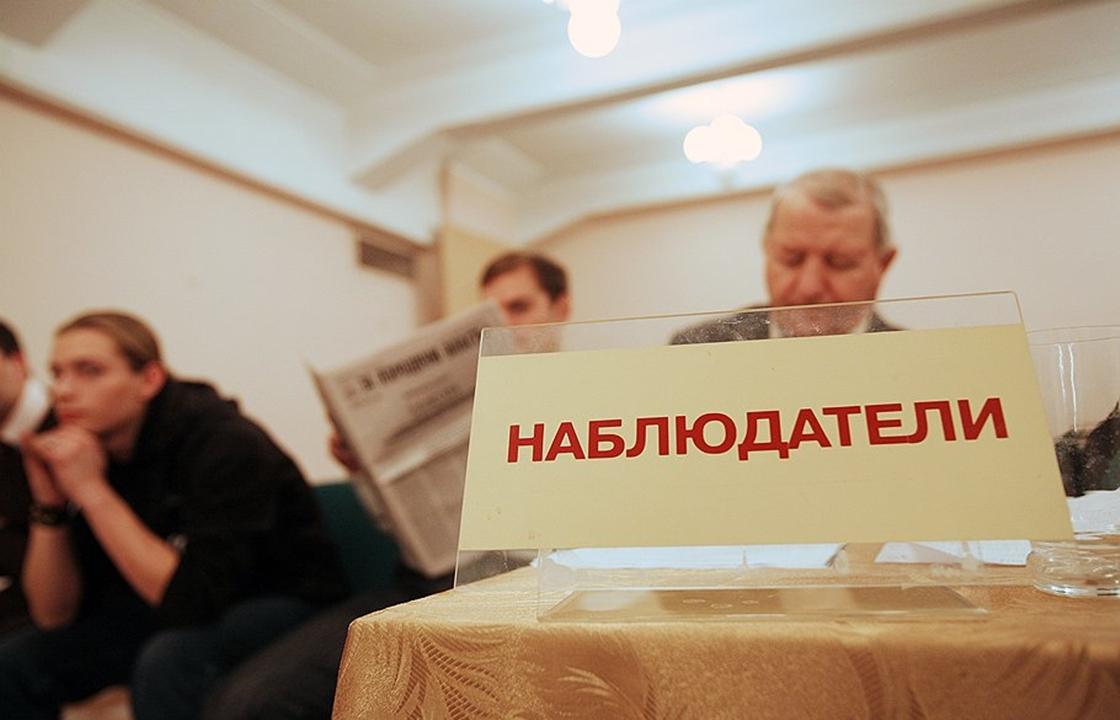 Любовь Попова: На избирательных участках Кубани работают 600 наблюдателей-общественников