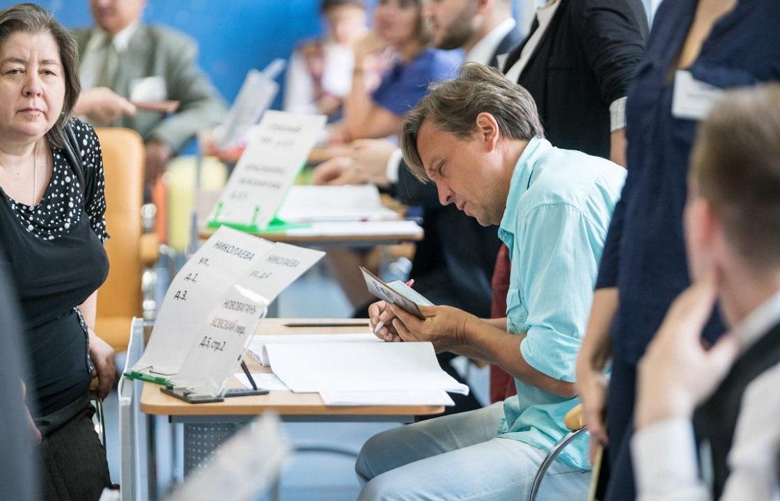 Почти 6 тысяч наблюдателей следят за выборами в Краснодарском крае