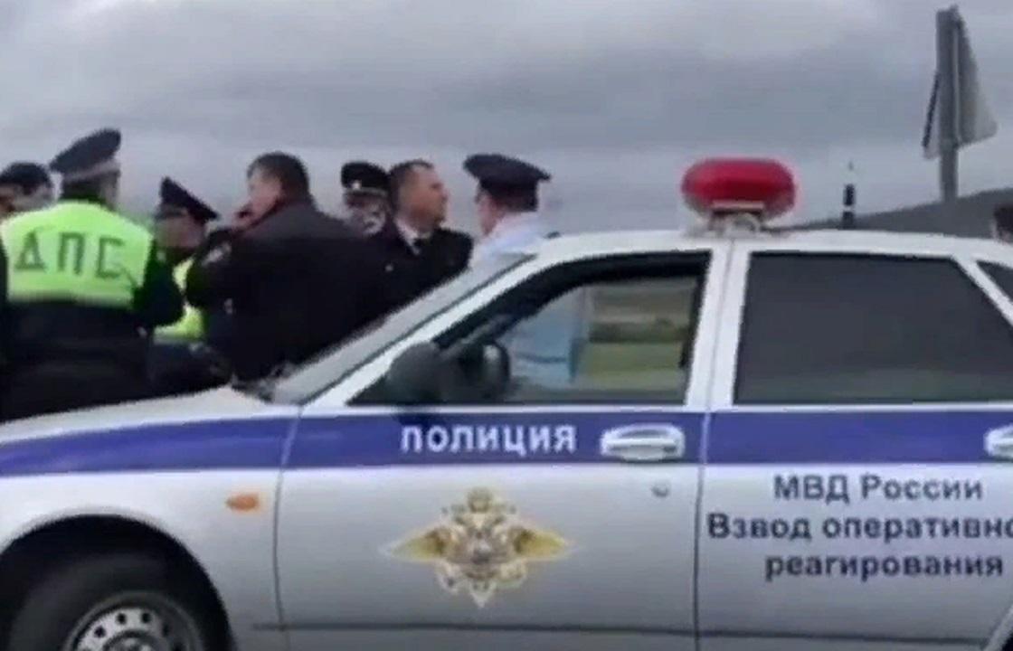 Двое полицейских разбились в ДТП в Дагестане
