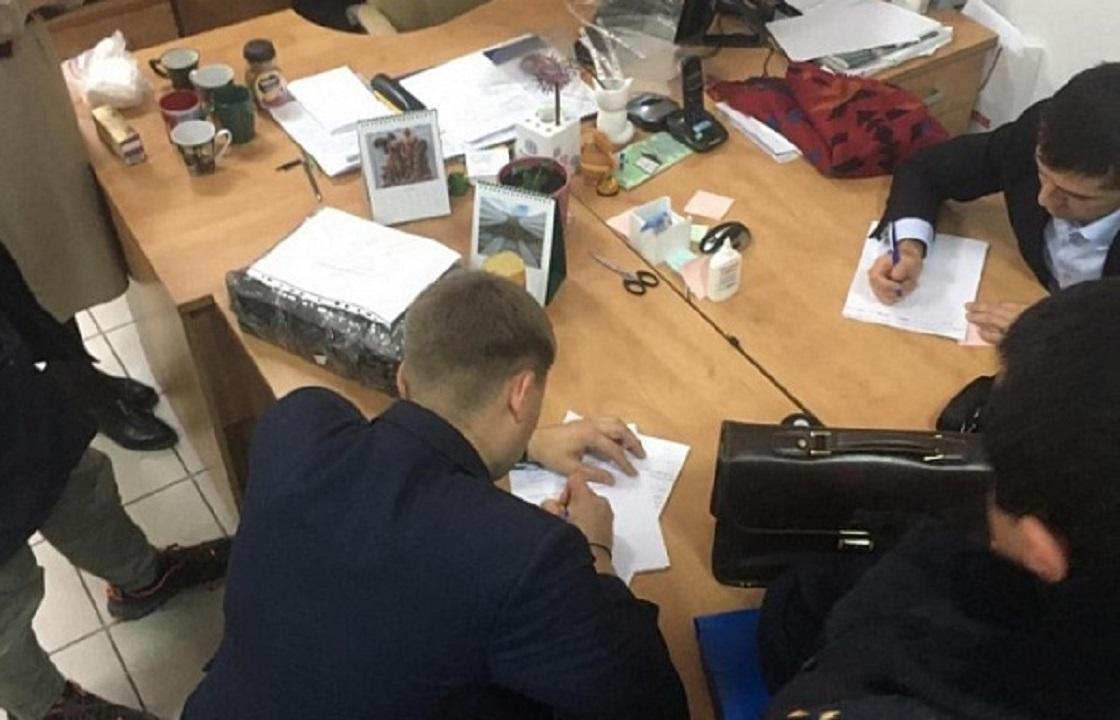 «Устрашение прессы» - следователи провели обыск в редакции краснодарской газеты
