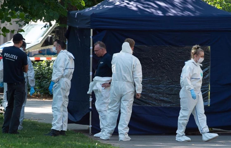 Германия может заподозрить спецслужбы в причастности к убийству чеченца