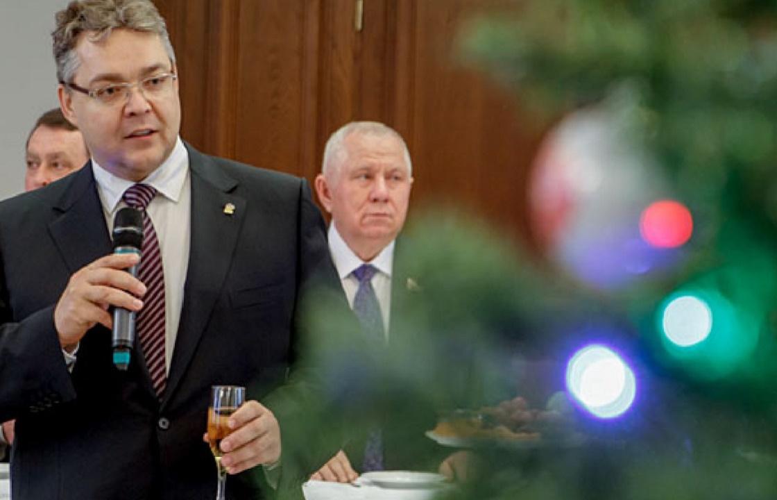 Губернатор Владимиров сделал 31 декабря выходным после голосования в сторис