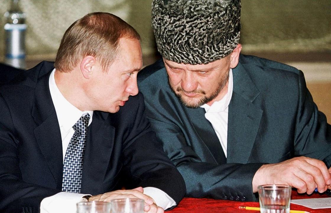 Путин запретил Кадырову «лезть под пули»