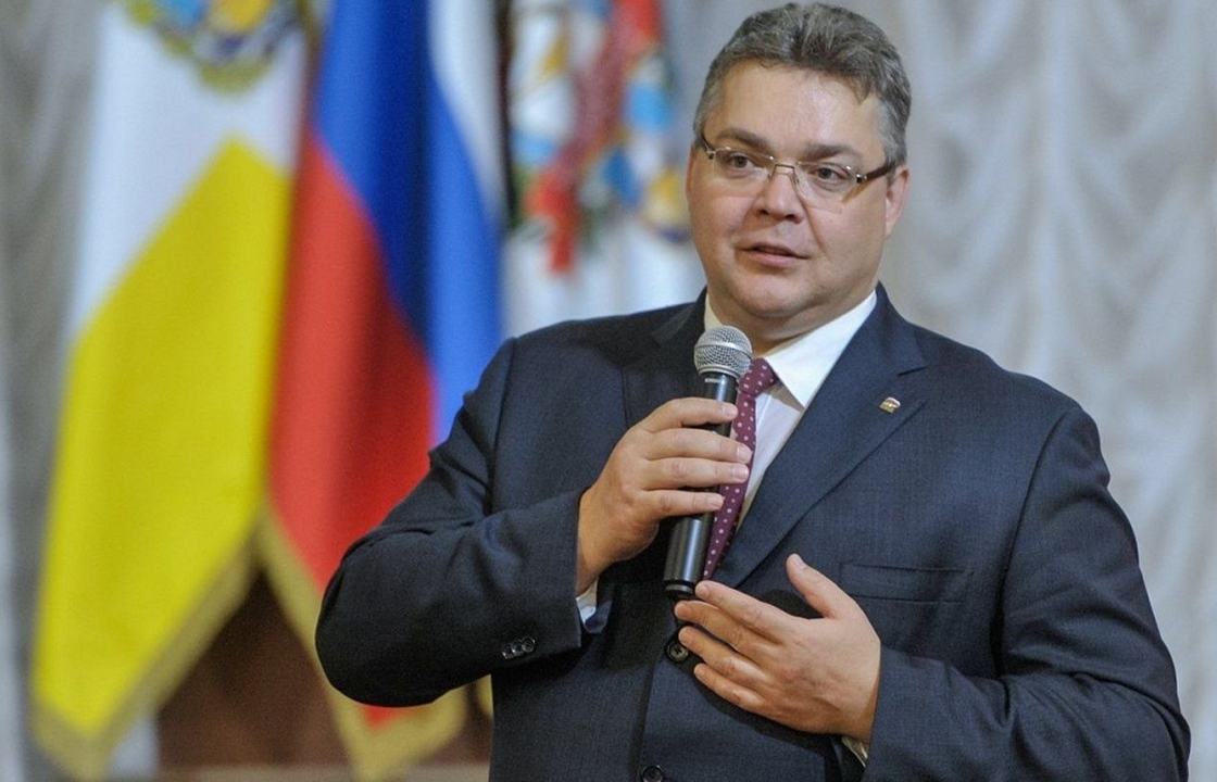 Губернатор Ставропольского края решил «продать» оливье