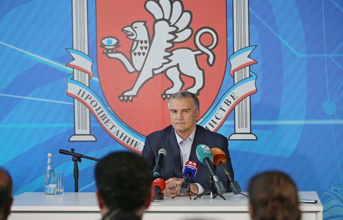 Аксенов рассказал, кто укрепляет мир в Крыму