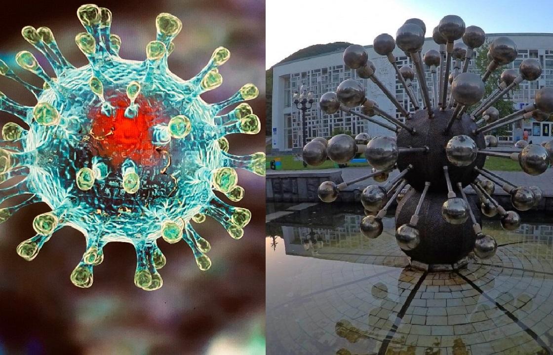 Первый в России памятник коронавирусу обнаружил мэр Железноводска