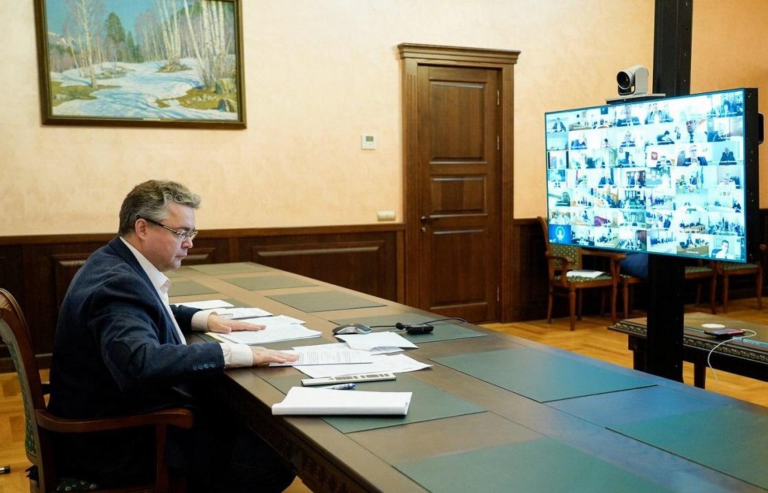 «Не соответствуют тому, что есть» - в правительстве раскритиковали губернатора Владимирова