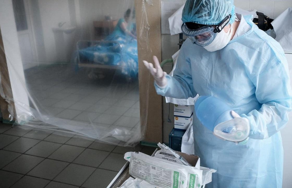 В Ставрополе умер лечивший больных коронавирусом медработник