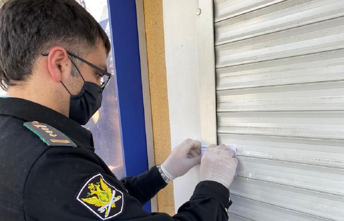 На Кубани опечатали работавший в коронавирус «Склад»