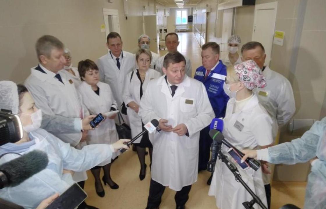 Губернатор Бочаров рассказал о роли майских праздников в борьбе с коронавирусом