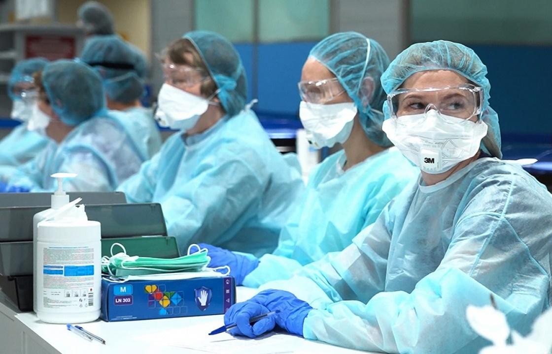 Почти 100 новых пациентов с коронавирусом выявлено в Краснодарском крае