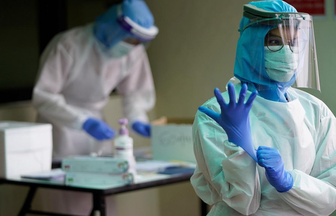 Россия обогнала Италию по числу больных коронавирусом