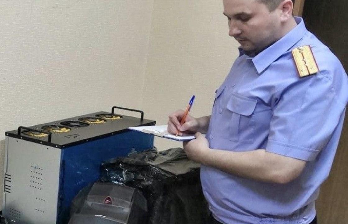 Начальник «Почты России» в Минводах открыл на рабочем месте майнинг ферму