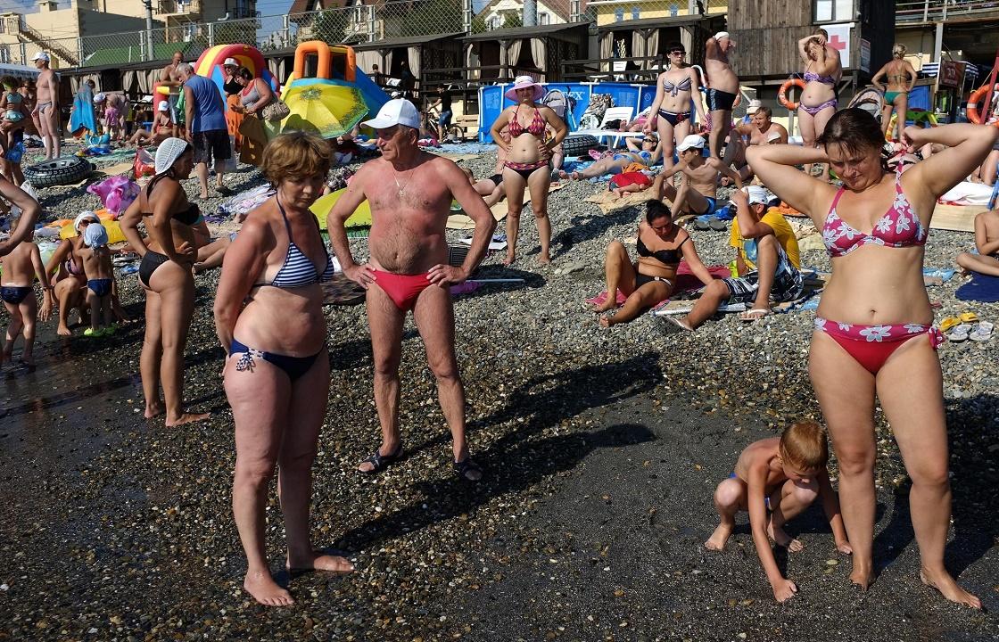 Названы пиковые даты наплыва москвичей на курорты Краснодарского края и Крыма