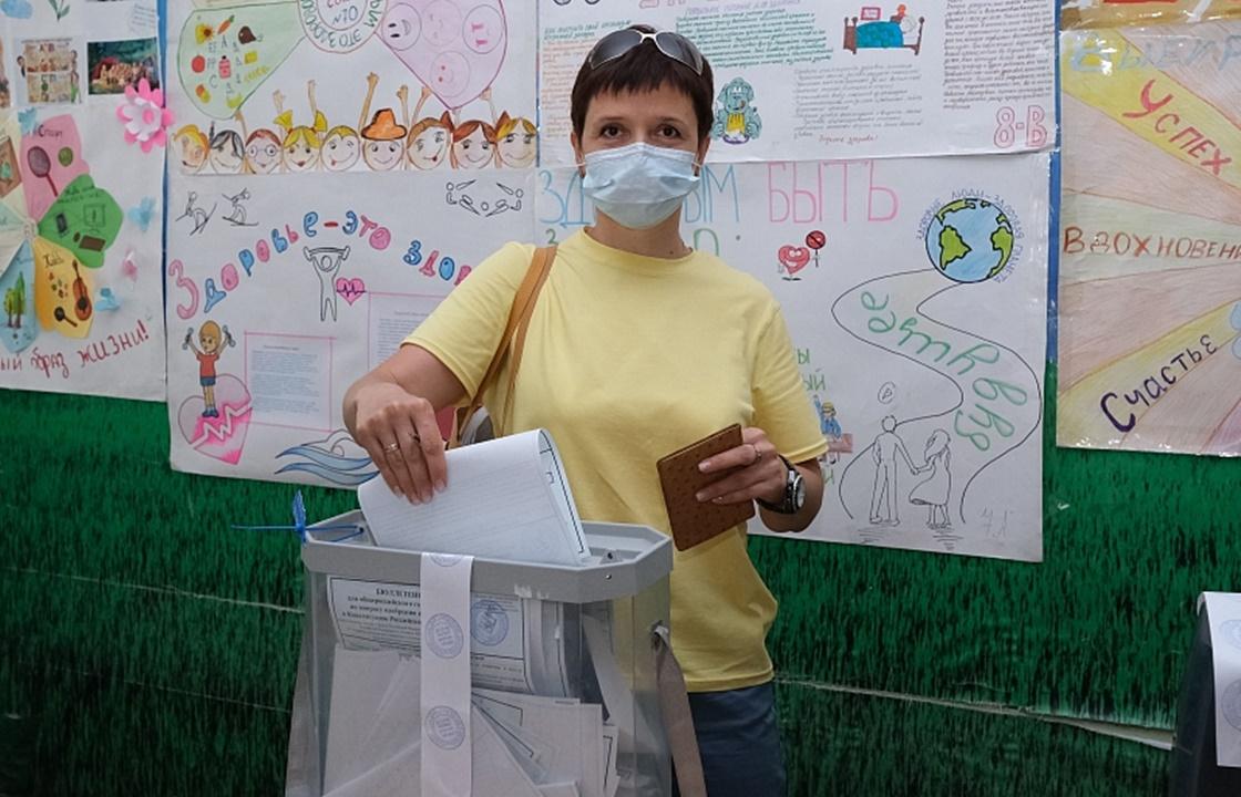 17 тысяч наблюдателей следят за голосованием в Краснодарском крае