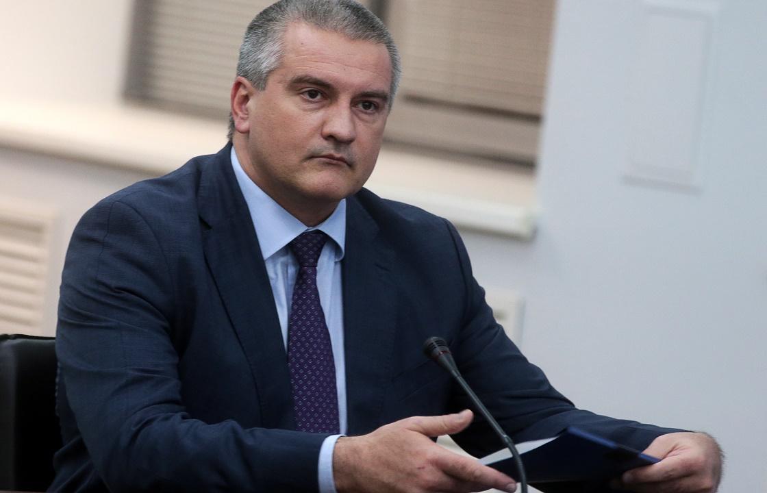 Аксенов сообщил об отсутствии новых инфицированных COVID-19 в Крыму