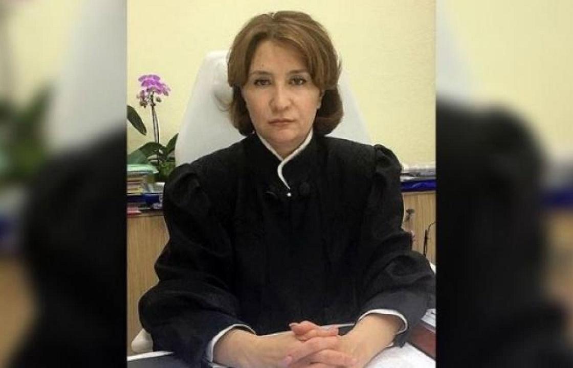 ВККС лишила статуса судьи Елену Хахалеву