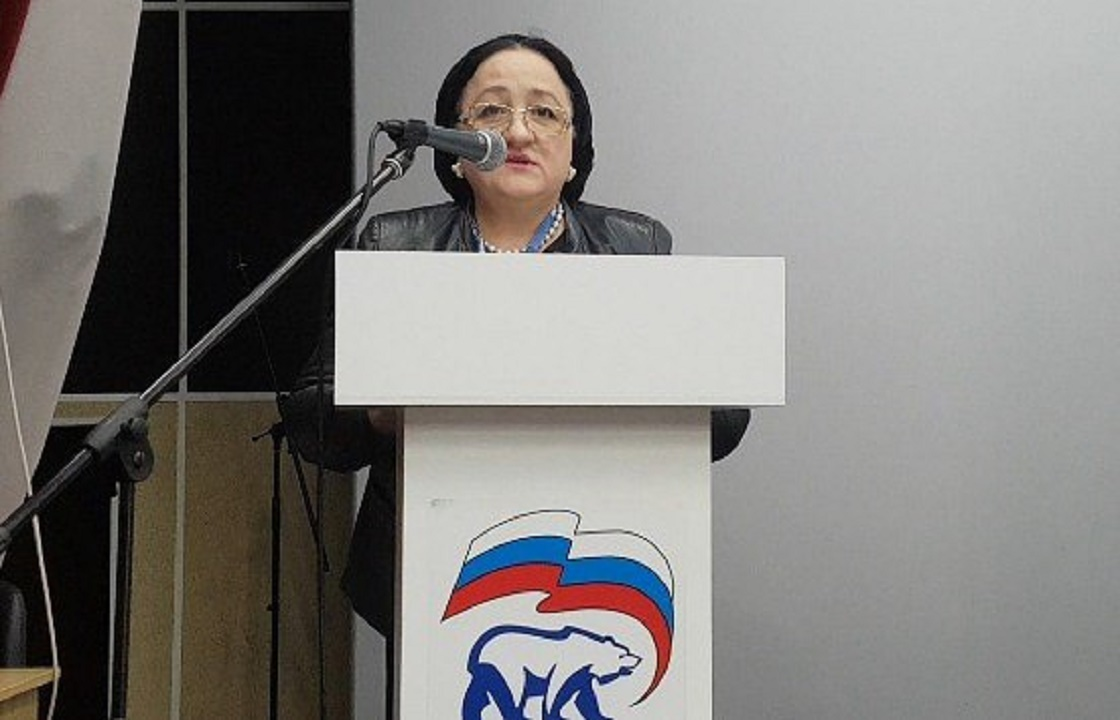 Зарема Льянова уволена с поста министра здравоохранения Ингушетии
