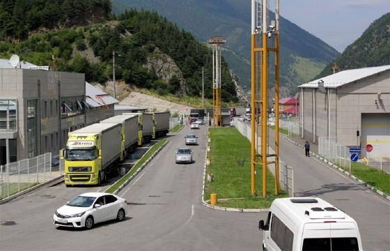 """Модернизация КПП """"Верхний Ларс"""" положительно скажется на развитии Северной Осетии"""