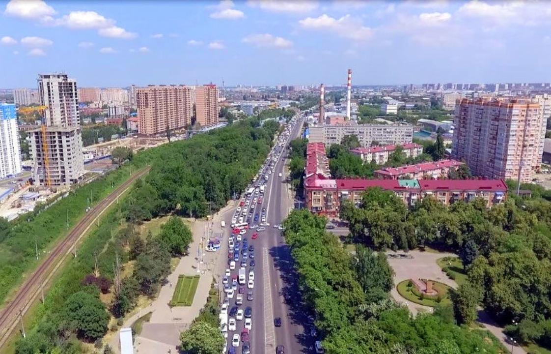 Стало известно, когда расширят улицу Зиповскую в Краснодаре