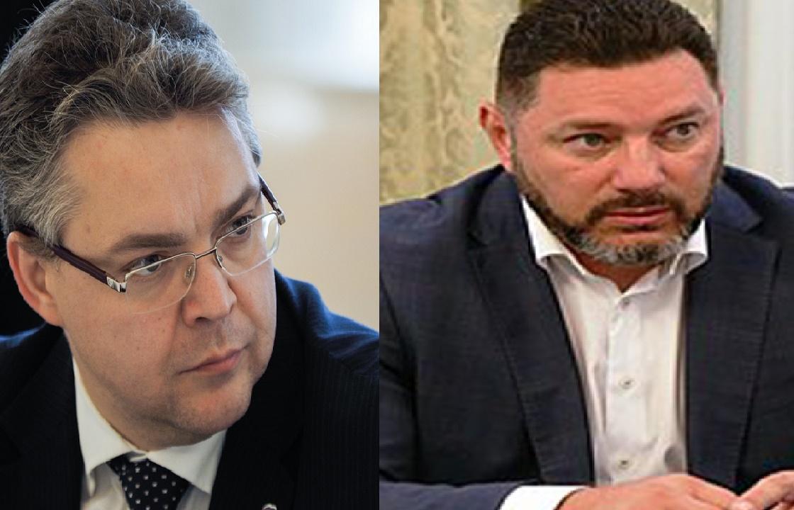 «Задолбали, блин!»: губернатор Ставрополья «разнес» мэра Кисловодска