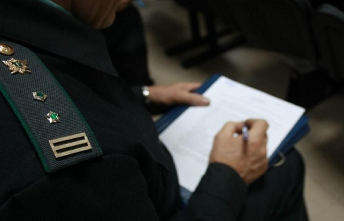 Житель Туапсе подкупил пристава, чтобы быстрее вернуть долг