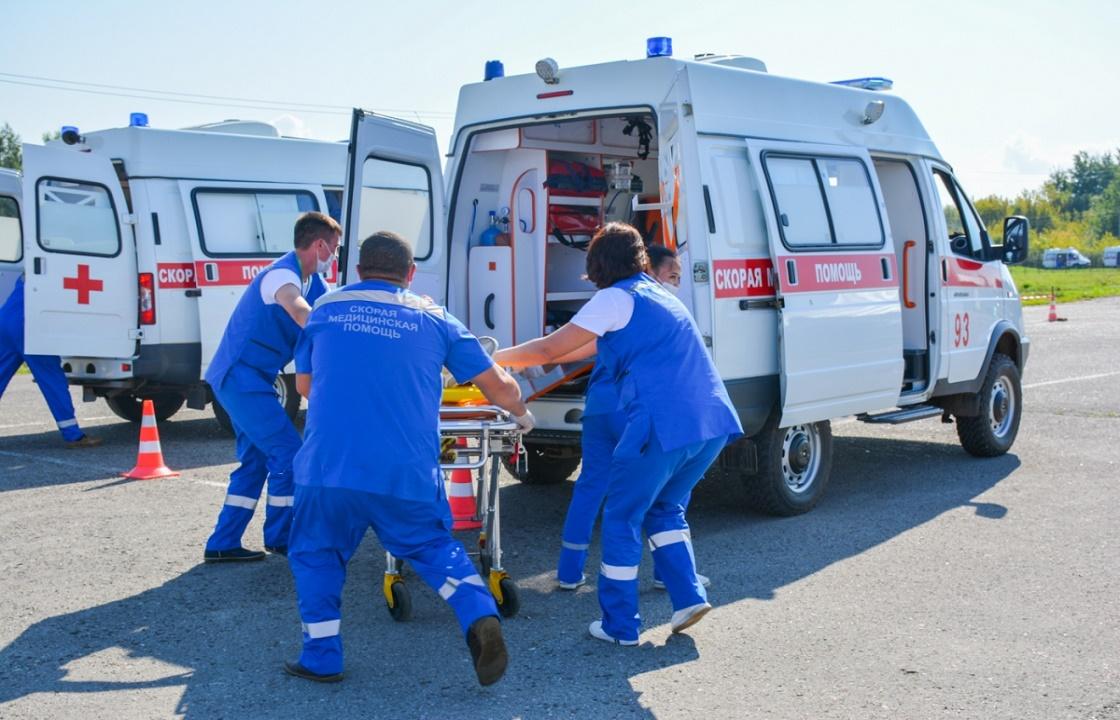 Попали под раздачу: агрессивный пациент избил бригаду «скорой помощи» в Евпатории