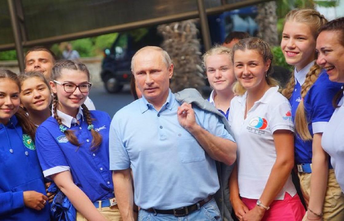 Путин: на Кавказе много крутых парней
