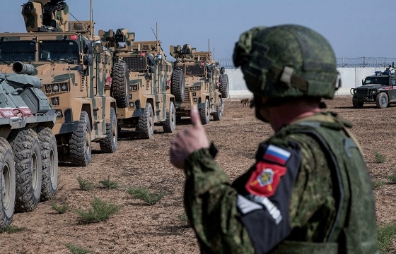 «Основные военные угрозы для России исходят вовсе не с Запада»